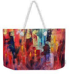 Untitled #4 Weekender Tote Bag