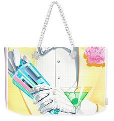 Untitled Weekender Tote Bag by Brian James