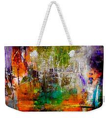 Reflecting Back Weekender Tote Bag by Lisa Kaiser