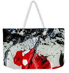 Untitled Number Two  Weekender Tote Bag
