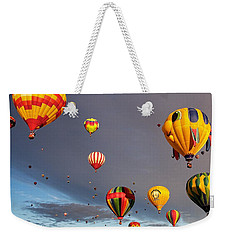 Up And Away Weekender Tote Bag by Dave Files