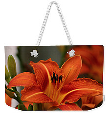 Up Close And Personal Two Weekender Tote Bag