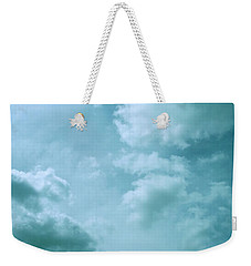 Up Into The Heavens Weekender Tote Bag by Mary Wolf