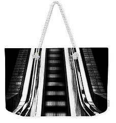 Up Or Down Weekender Tote Bag