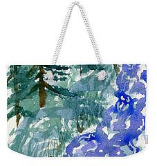 Up The Creek Weekender Tote Bag