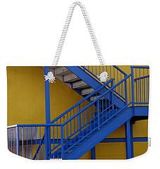 Up The Down Stairs 2 Weekender Tote Bag