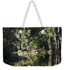 Up The Lazy River  Weekender Tote Bag