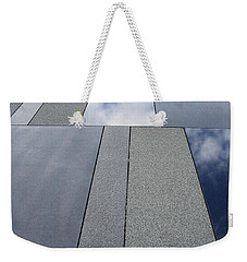 Up The Wall Weekender Tote Bag
