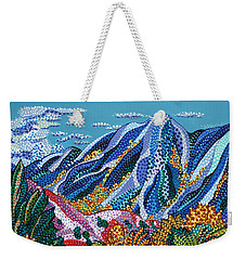 Up To The Mountains Weekender Tote Bag
