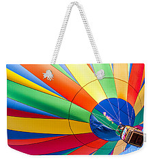 Up Up And Away Weekender Tote Bag by Roselynne Broussard