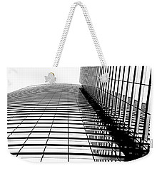 Weekender Tote Bag featuring the photograph Up Up And Away by Tammy Espino