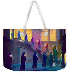 Uplifting Prayer Weekender Tote Bag