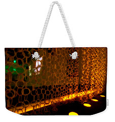 Uplight The Chains Weekender Tote Bag by Melinda Ledsome