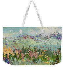 Highland Color Weekender Tote Bag by Margaret Bobb