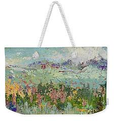 Highland Color Weekender Tote Bag