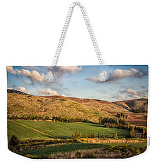 Upper Galilee Weekender Tote Bag