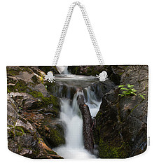 Upper Pup Creek Falls Weekender Tote Bag
