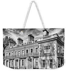 Weekender Tote Bag featuring the photograph Upper Regents Street by Howard Salmon