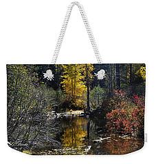 Upper Truckee River Autumn Weekender Tote Bag