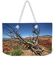 Uprooted - Bryce Canyon Weekender Tote Bag by Tammy Wetzel
