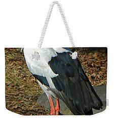 Upside Down View Weekender Tote Bag