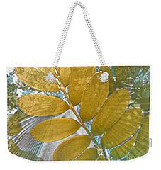 Upward Drift Weekender Tote Bag