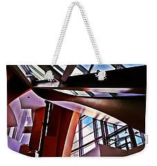 Urban Abstraction Weekender Tote Bag
