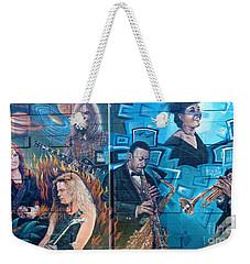 Urban Graffiti 2 Weekender Tote Bag