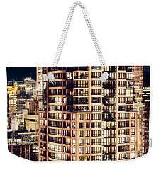 Urban Living Dclxxiv By Amyn Nasser Weekender Tote Bag