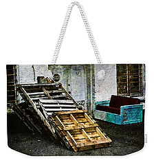 Urban Luxury Weekender Tote Bag