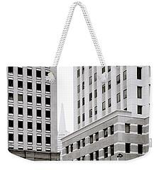 Urban San Francisco Weekender Tote Bag by Shaun Higson