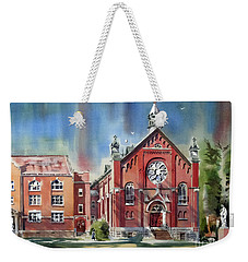 Ursuline Academy With Doves Weekender Tote Bag
