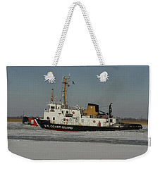 Us Coast Guard Weekender Tote Bag