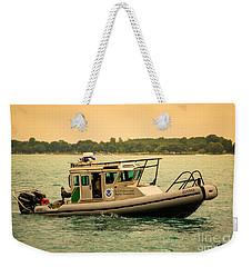 U.s. Customs Border Patrol Weekender Tote Bag