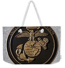 Us Marine Corps Weekender Tote Bag