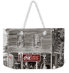 U.s. Post Office General Store Coca-cola Signs Sprott  Alabama Walker Evans Photo C.1935-2014. Weekender Tote Bag