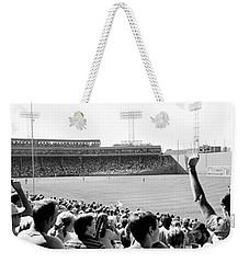 Usa, Massachusetts, Boston, Fenway Park Weekender Tote Bag