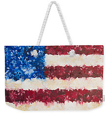 Usa Proud Weekender Tote Bag