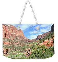 Weekender Tote Bag featuring the photograph Utah 21 by Will Borden