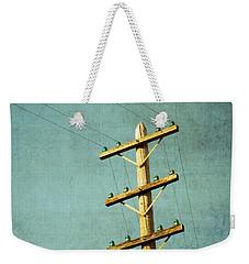 Utilitarian Weekender Tote Bag