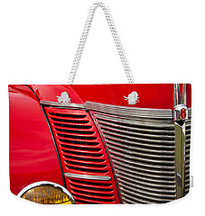 V8 - Another View Weekender Tote Bag
