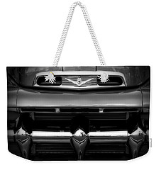 Weekender Tote Bag featuring the photograph V8 Power by Steven Sparks