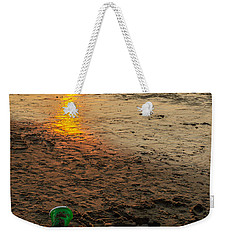 Weekender Tote Bag featuring the photograph Vacation by Mike Ste Marie