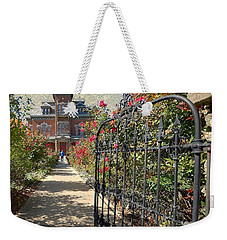 Vaile Landscape And Gate Weekender Tote Bag