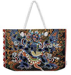 Vajrakilaya Dorje Phurba Weekender Tote Bag
