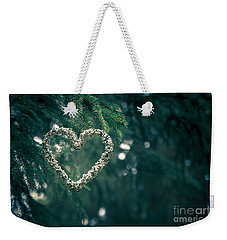Valentine's Day In Nature Weekender Tote Bag
