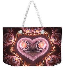 Valentine's Premonition Weekender Tote Bag