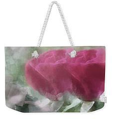 Valentine's Roses Weekender Tote Bag