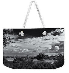 Weekender Tote Bag featuring the photograph Valley Daydream by Mark Myhaver