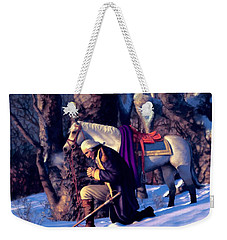 Valley Forge Weekender Tote Bag